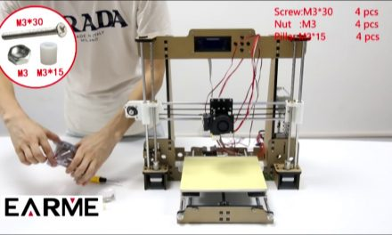 C'est votre chance d'avoir enfin une imprimante 3D